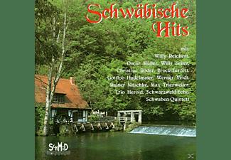 VARIOUS - Schwäbische Hits  - (CD)