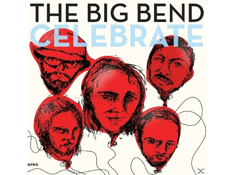 Chet Vincent & The Big Bend - Celebrate [Vinyl]