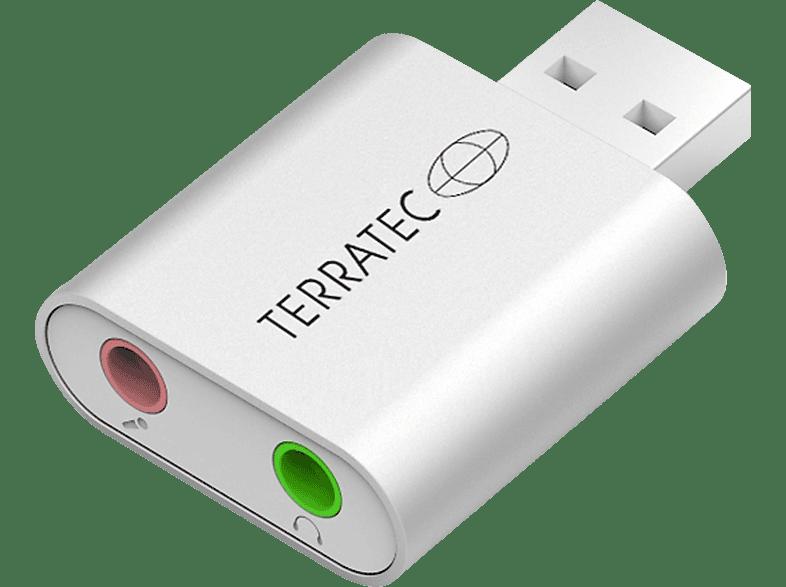 TERRATEC AUREON DUAL USB mini, USB-Soundkarte