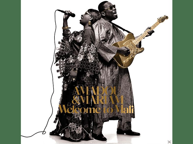 Amadou & Mariam - Welcome To Mali [LP + Bonus-CD]