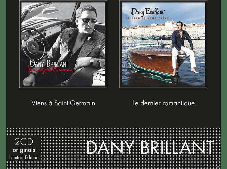 Dany Brillant - Viens A Saint Germain & Le Dernier Romantique [CD]