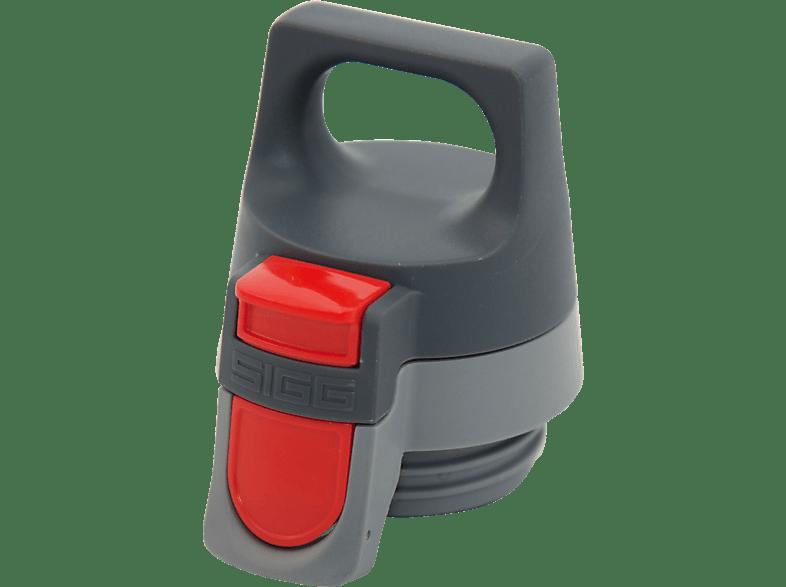 SIGG 8540.2 Hot&Cold One Top Grey Schraubverschluss