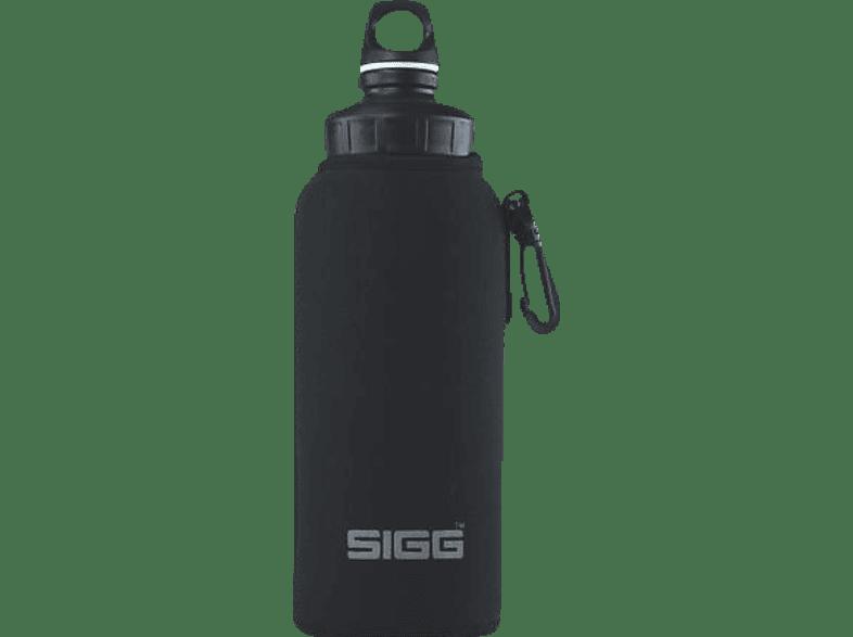 SIGG 8332.8 Neoprene P. Black Wmb  Schutzbeutel