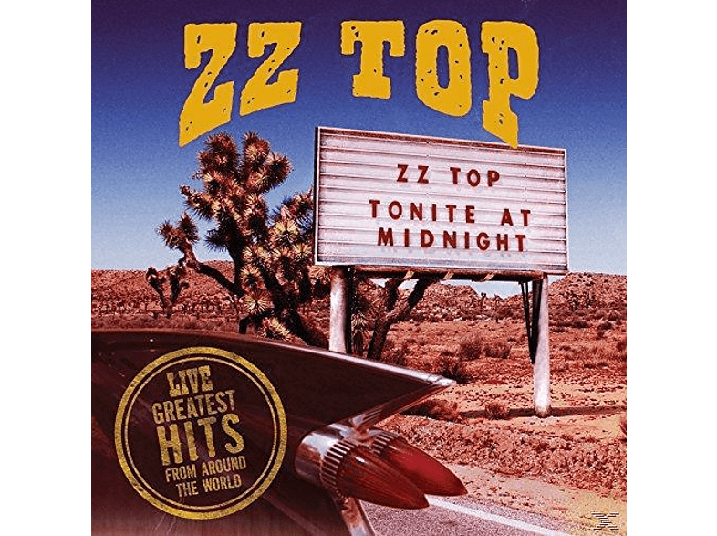ZZ Top - ZZ Top: Live-Greatest Hits From Around The World [Vinyl]