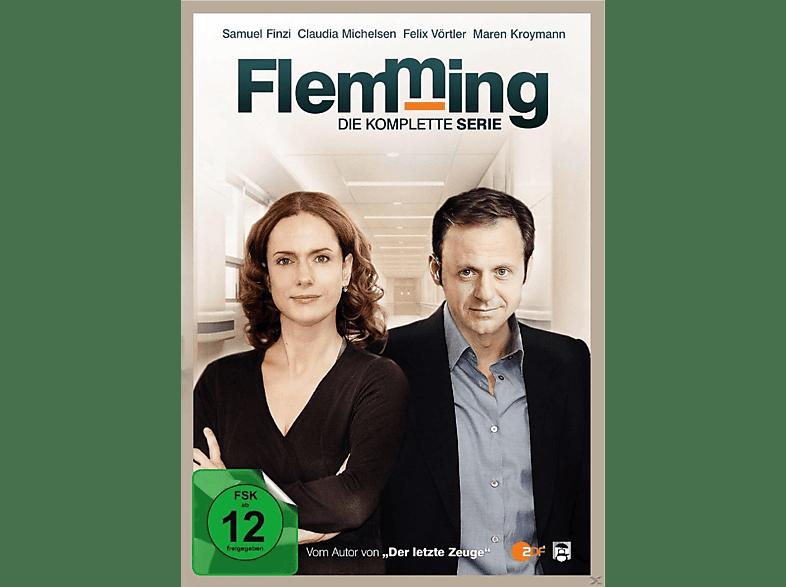 Flemming - Die komplette Serie [DVD]