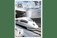 Was ist Was - Eisenbahn - Technik auf Schienen [DVD]