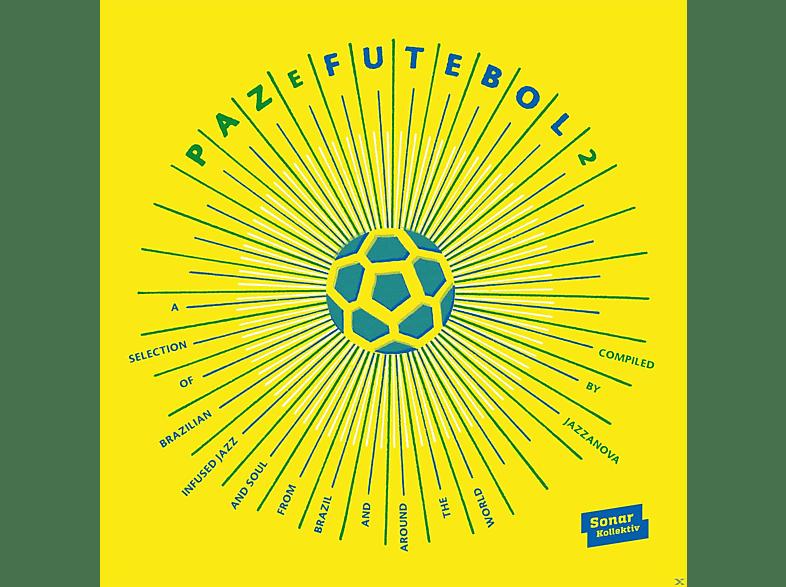VARIOUS - Paz E Futebol 2 [LP + Download]