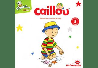 Caillou - Verreisen mit Caillou  - (CD)