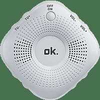 OK. OSR 110 Radio FM, Weiß