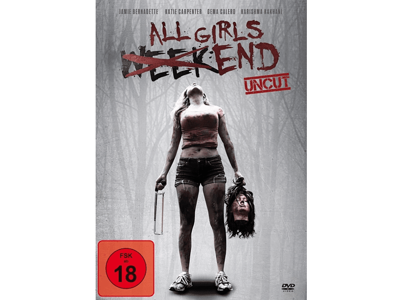 All Girls Weekend [DVD]