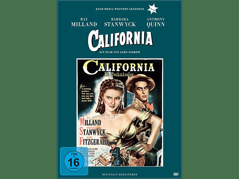 California (Edition Western Legenden 41) [DVD]
