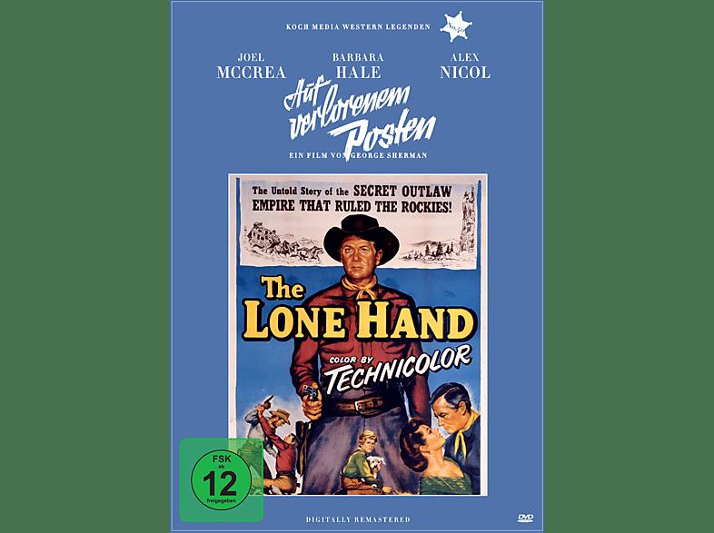 Auf verlorenem Posten (Edition Western Legenden 40) [DVD]