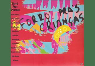 VARIOUS - Forro Pras Crianças  - (CD)