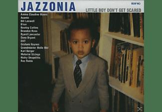 Jazzonia - LITTLE BOY DON'T GET..  - (CD)