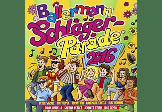 VARIOUS - Ballermann Schlagerparade 2016  - (CD)