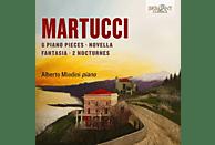 Alberto Miodini - Piano Music [CD]