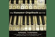 Manuel Tomadin - Das Husumer Orgelbuch Von 1758 [CD]