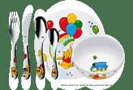 WMF 12.8350.9964 Winnie The Pooh 6-tlg. Kinderbesteck-Set