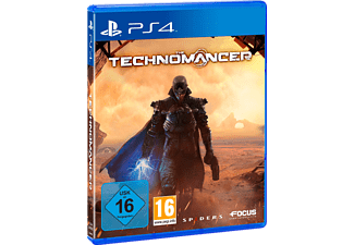 TECHNOMANCER - [PlayStation 4]