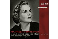 Maureen Forrester, Hertha Klust, Michael Raucheisen, Felix Schröder - Maureen Forrester-Unveröffentlichte Liedaufnahmen [CD]
