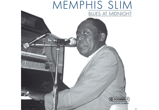 Memphis Slim - Blues At Midnight  - (CD)