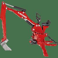 SIKU Moser Heckbagger für Traktoren Spielzeug