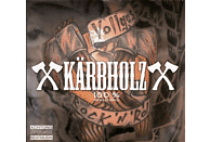 Kärbholz - 100% (Remastered/Digipak) [CD]