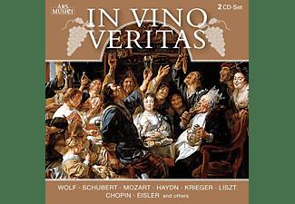 VARIOUS - In Vino Veritas  - (CD)