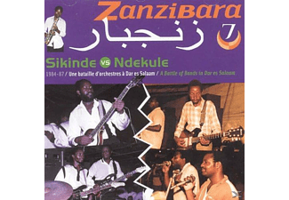 VARIOUS - Zanzibara 7  - (CD)