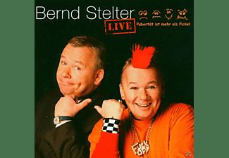 Bernd Stelter - Pubertät Ist Mehr Als Pickel  - (CD)