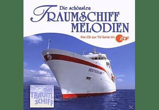 VARIOUS - Schönsten Traumschiffmelodien  - (CD)