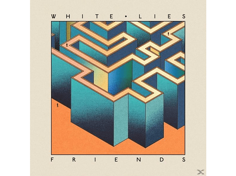 White Lies - Friends (LP+MP3) [LP + Download]