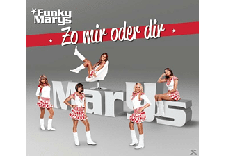 Funky Marys - Zo Mir Oder Dir - (Maxi Single CD)