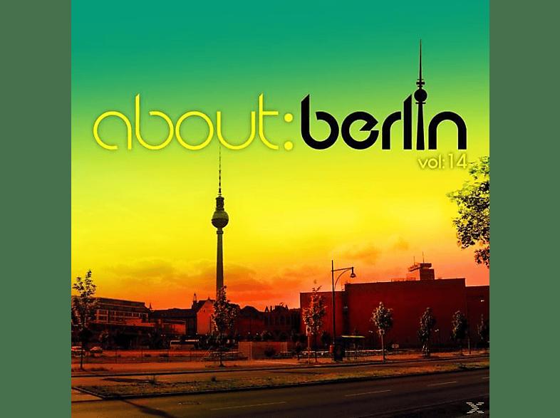 VARIOUS - About: Berlin Vol: 14 [CD]