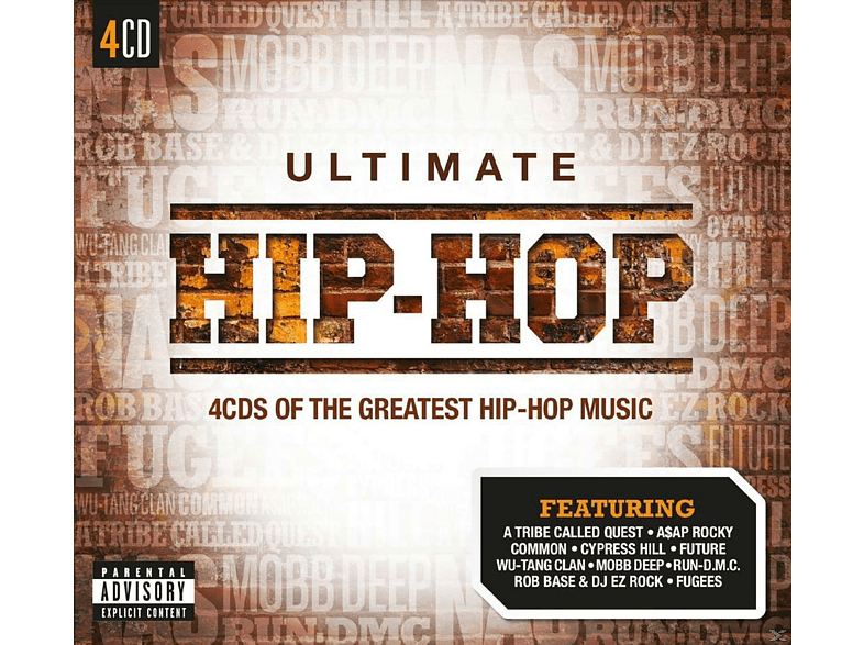 VARIOUS - Ultimate Hip-Hop [CD]