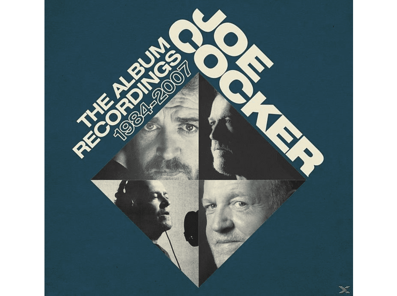 Joe Cocker - Album Recordings 1984-2007,The [CD]