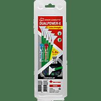 VISIBLE DUST DUALPOWER-X 1.3x Extra Strength MXD100 Green Swab Reinigungsset, Mehrfarbig
