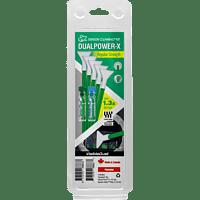 VISIBLE DUST DUALPOWER-X 1.3x Regular Strength MXD100 Green Reinigungsset, Mehrfarbig