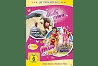 Die Mädchen-Box - Bella Sara und Mia and Me [DVD]