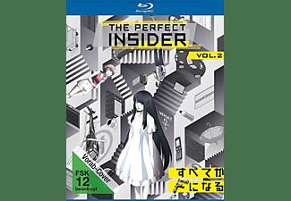 The Perfect Insider - Vol. 2 Blu-ray