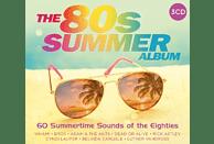 VARIOUS - The 80's Summer Album [CD]