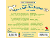 Meine Erste Kinderbibliothek - Meine Ersten Bauernhofgeschichten und Lieder - (CD)
