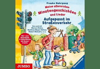 Frauke Nahrgang - Meine Allerersten Minutengeschichten und Lieder  - (CD)