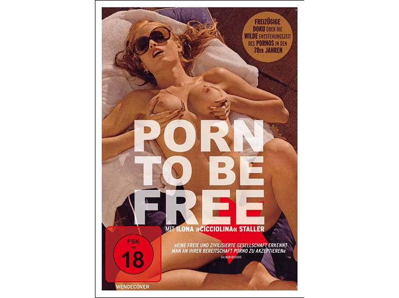Porn to Be Free [DVD]
