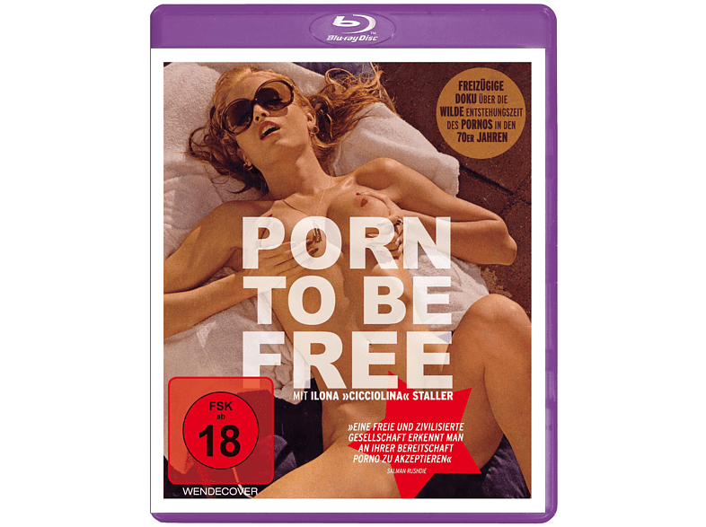 Porn to Be Free [Blu-ray]
