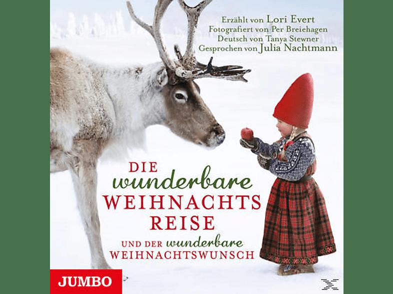 Die wunderbare Weihnachtsreise und der wunderbare Weihnachtswunsch - (CD)