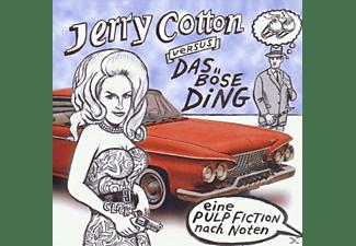Böse Ding,Das/Klare,Jan - Jerry Cotton Versus Das Böse Ding  - (CD)