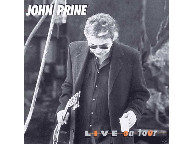 John Prine - LIVE ON TOUR [CD]