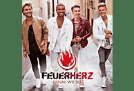 Feuerherz - Genau Wie du (Limitierte Fanbox) [CD]