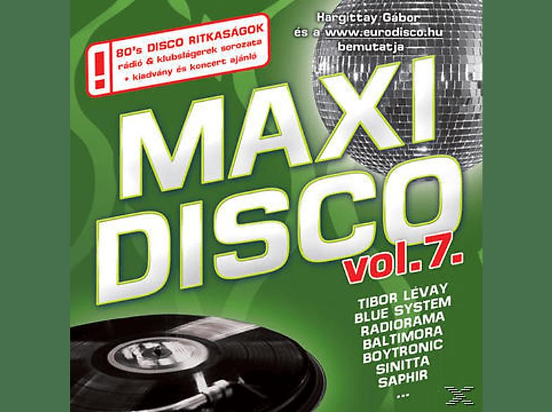 VARIOUS - Maxi Disco Vol. 7 [CD]